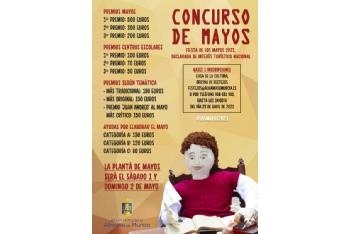 Festejos presenta las bases de los concursos de Mayos 2021