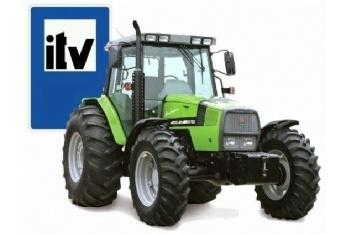 ITV para vehículos agrícolas: 13 de julio de 2021