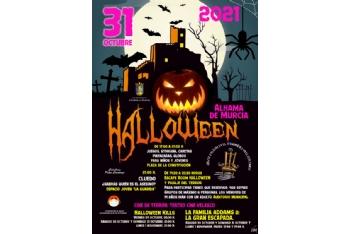 🎃 Disfruta de las actividades de Halloween este domingo en la plaza de la Constitución