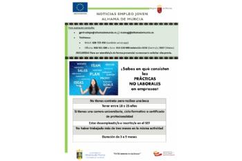 Boletín semanal del centro de empleo para jóvenes (26-10-2020)