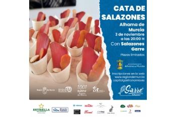 Región de Murcia Gastronómica ofrece una cata de salazones en el Museo Los Baños el 3 de noviembre
