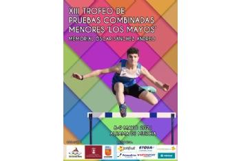Presentación del Trofeo de Los Mayos de atletismo