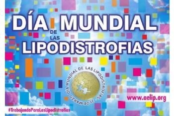Homenaje con motivo del Día Mundial de las Lipodistrofias