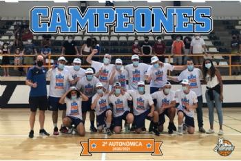 Recepción del equipo campeón de baloncesto