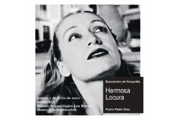 Presentación de la exposición de fotografía 'Hermosa Locura' de Pedro Pablo Díaz