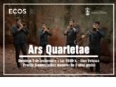 Entradas disponibles para el concierto ECOS de Ars Quartetae este domingo en el Cine Velasco