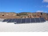El pabellón Sierra Espuña, primer edificio público con consumo 100% fotovoltaico