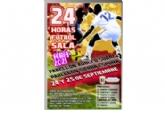 24 horas de Fútbol Sala Feria 2021