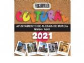 Programación cultural marzo y abril de 2021
