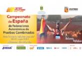 La pista de atletismo del Guadalentín acoge este fin de semana el Campeonato de España de Federaciones Autonómicas de Pruebas Combinadas