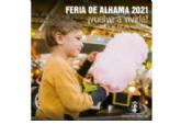 Programa de Feria y Fiestas 2021. Del 1 al 12 de octubre