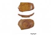 Recorre el Museo desde casa: Plato de terra sigillata subgálica marmorata