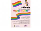 Programa de actividades del 28 de junio, Dia Internacional del Orgullo LGBT+
