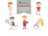 Escuelas de verano de los clubes deportivos de Alhama 2021