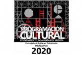 Programación cultural de enero a julio de 2020