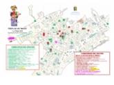 Plano de Mayos y Cruces - Fiestas de Los Mayos 2021