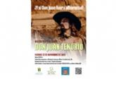 Don Juan Tenorio recorrerá las calles de Alhama el 22 de noviembre