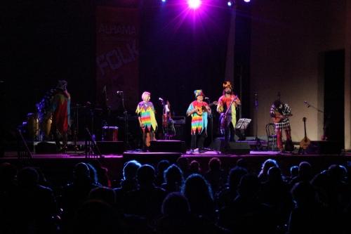 XX Alhama en concierto folk - Malvariche