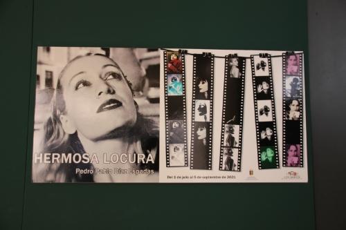 Exposición Hermosa Locura de Pedro Pablo Díaz en el Museo Arqueológico Los Baños