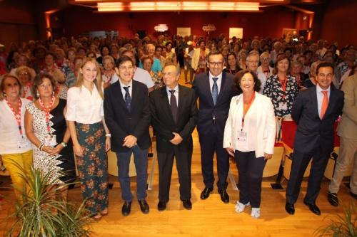 Congreso nacional de amas de casa en ElPozo