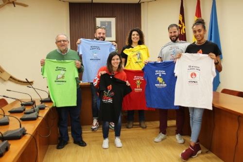 Presentación VI Olimpiada Escolar de Alhama de Murcia
