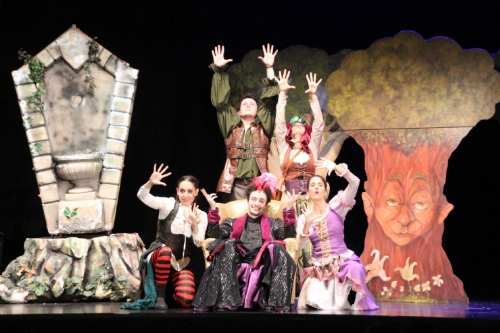 Teatro musical Robin Hood