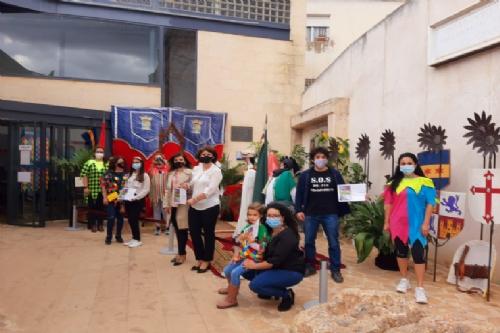 Entrega de premios concurso escaparatismo Los Mayos 2021