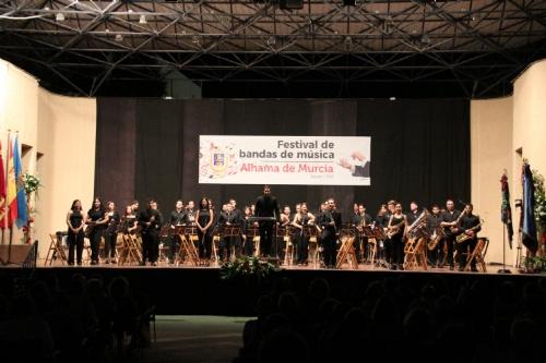 XXXVI Festival de Bandas de Música