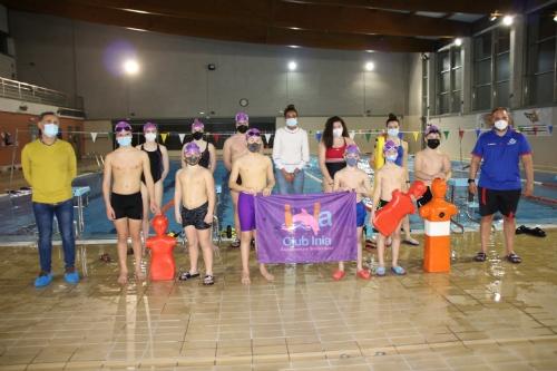 Presentación club deportivo Inia