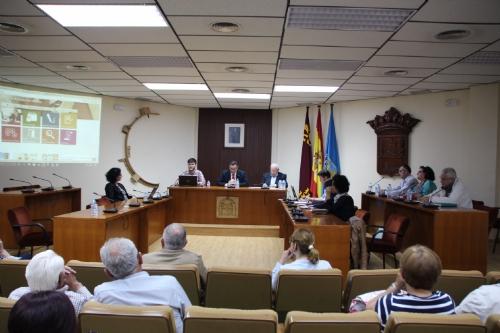 Asamblea Consejo Local de Participación Vecinal