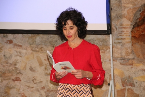 Presentación del libro Conatus de Belén Blesa