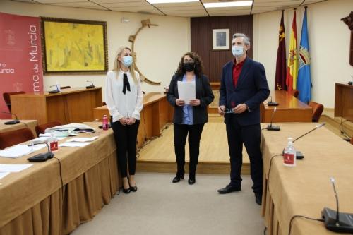 Fallo del jurado del XVII Certamen de relato breve Alfonso Martínez Mena