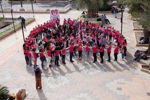 Latidos por la igualdad y manifiesto del 8 de marzo