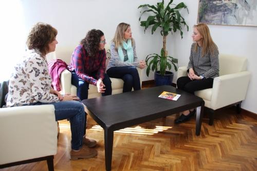 Reunión con FUNDOWN para la inclusión en la empresa