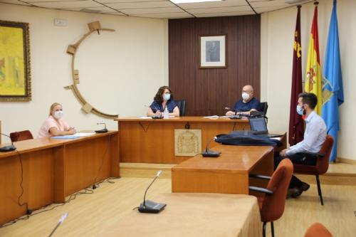Reunión para poner en marcha el Servicio de Proximidad Matutino
