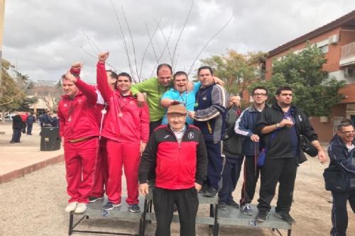 Campeonato petanca centro de día Las Salinas