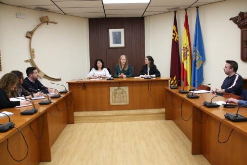 Reunión con Primafrío y los centros educativos