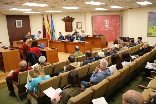 Asamblea de la Junta Local de Participación Ciudadana