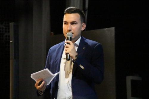 Charla Ignacio José García Zapata Potencial Joven