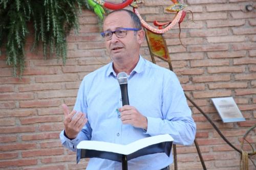 Charla Llamando a la tierra de Juan A. Ortega VII Jornadas de Educación del siglo XXI