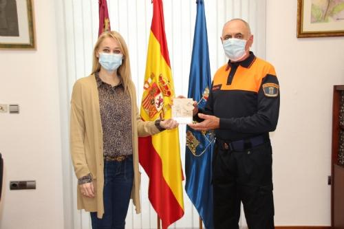 Premio Cope Espuña 2020 a Protección Civil