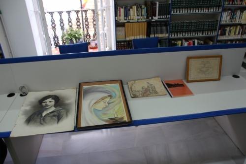 Donación materiales Andrés y Ramón Amela