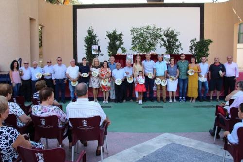 Entrega premios Uva de Mesa 2019