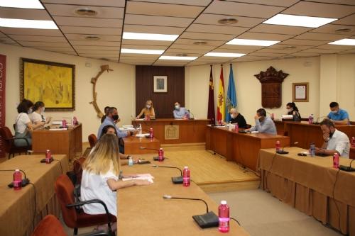 Junta de Gobierno de la Mancomunidad Turística de Sierra Espuña