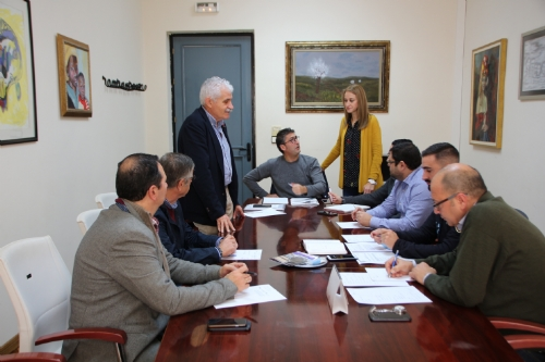 Reunión director EFIAP