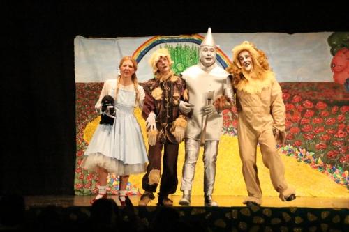 Teatro infantil Mago de Oz