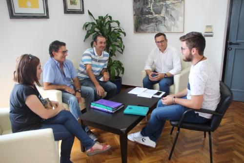 Reunión Comunidad Regantes y La Costera