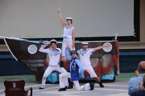 Obra teatro Glubs