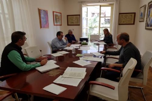 Reunión coordinación plan emergencia