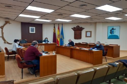 Reunión de coordinación voluntarios Bienestar Social